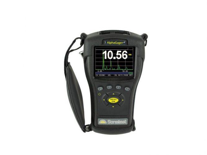 UT Thickness Meters & Coating Gauges   KenGed NDT
